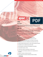 Xpac Fact Sheet