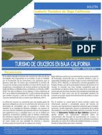 Turismo de Cruceros en Baja California