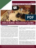 Turismo de Reuniones y Negocios en Baja California