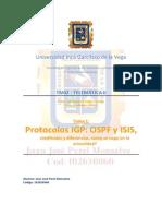 Protocolos IGP