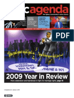 dcagenda.com - vol. 2 issue 1 - january 1, 2010