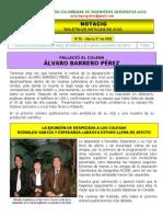Boletín ACIG 26-08