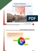 La gestión de procesos en el Ayuntamiento de Madrid