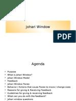 Johari Window 1