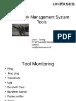 Modul Monitoring, Mikrotik