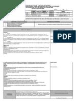 Medida y análisis y representación de datos.