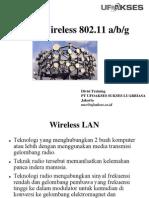Modul Wireless, Mikrotik
