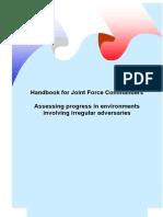 JFCs Assessment of Progress Handbook