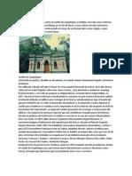El Museo de Historia y Castillo de Chapultepec