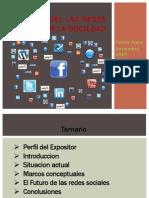 Impactos Del Las Redes Sociales en La Sociedad