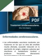 Trastornos cerebrovasculares