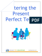 Mastering Present Perfect Tense