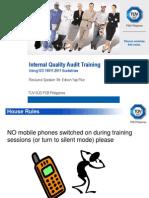 Iqa Training_tuv Sud Psb
