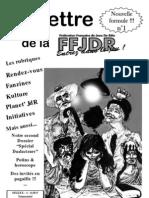 La Lettre de la FFJdR n.1 (nouvelle formule) - avril 2000