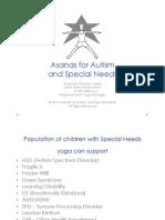 Asanas for Autism