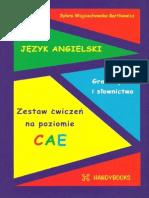 CAE Proficiency Test - Practice Guide