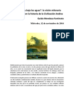Mendoza Fantinato - Divinidades Bajo Las Aguas