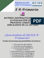 SICOLE (Evaluación Procesos Implicados en Lectura)