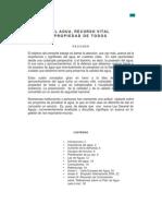 El Agua, Propiedad Vital de Todos - Dr. Ing. Arturo Rocha Felices