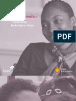 Lead Africa Fellowship