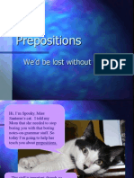 Prepositions 101105134