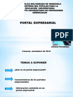 portales empresariales