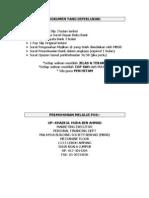 Dokumen Pinjaman Peribadi MBSB