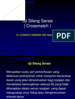 CROSS MATCH.ppt