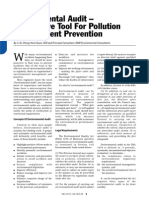 How to Environmental Audit