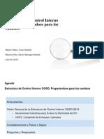 Cambios Al Modelo de CI COSO 2013_Julio24_FINAL