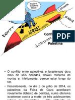 Conflito Israel Palestina
