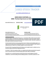 Green Brick Partners, Inc. GRBK- The Best Kept Secret on Wall Street