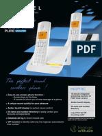 Manual Alcatel Phone Versatis F200