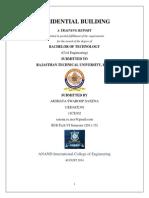 summer training report