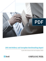 ABC Benchmarking Report_Kroll 2013