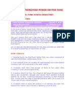Reliance Diversified Power-Is It Worth Investing?-VRK100-04012010