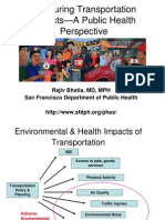 ccsf dph_tr_testimony_autolos_measuring transportation impacts - a public health perspective