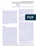 PDF Low Cost Private Education Tooley