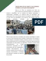 Situacion Carcelaria en El Perú