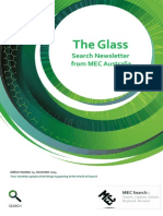 The Glass Edition 21 - November 2014