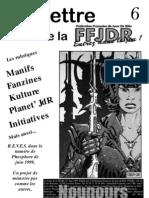 La Lettre de la FFJdR n.6 - juin 1999