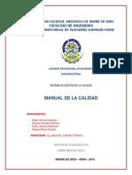 Manual de Calidad Iag.