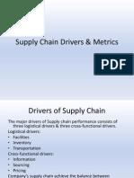 supplychaindriversmetrics-131208105250-phpapp01