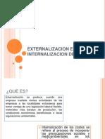 Externalizacion e Internalizacion de Costos Final