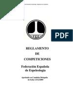 to Competiciones FEE 2010