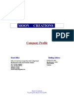 Moon Creations Profile