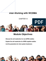 BSSPAR115 Chapter 13 Inter-Working With WCDMA Wk
