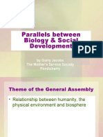 Ecology & Development Theory by Garry Jacobs