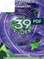 The 39 Clues Unstoppable Book 4 - Gordon Korman