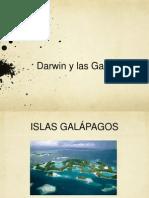 Darwin y Las Galápagos